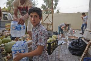 Caritas Irak 2014