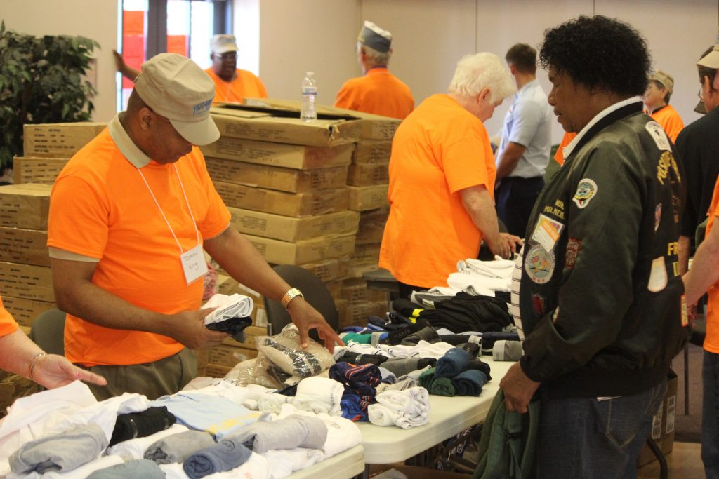 Helping Our Heros Catholic Charities Reaches Out To